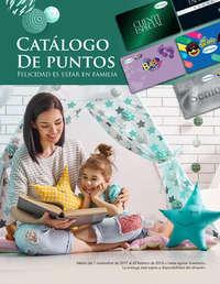 Catálogo de Puntos - Felicidad es estar en familia