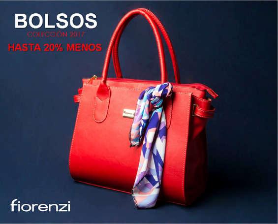 Ofertas de Fiorenzi, Bolsos colección 2017 hasta 20% menos