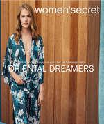 Ofertas de Women'Secret, Pijamas Oriental Dreamers