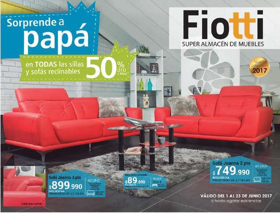 Fiotti super almac n de muebles ofertas promociones y for Almacenes de muebles en bogota 12 de octubre