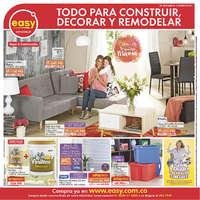 Catálogo - Todo para construir, decorar y remodelar