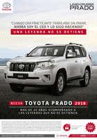 Ofertas de Toyota, Land Cruiser Prado