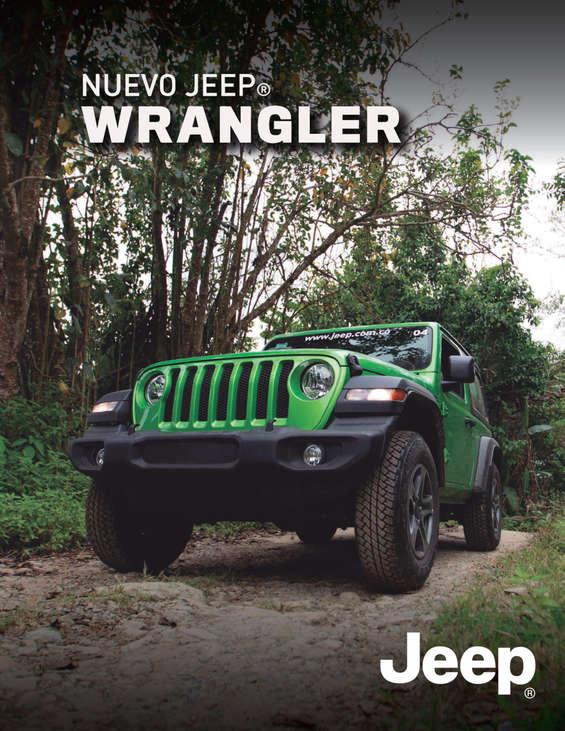 Ofertas de Jeep, Wrangler Sport-2019