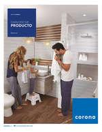 Ofertas de Corona Puntos de Venta, Catálogo De Productos Baños