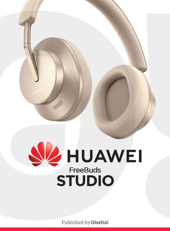 Ofertas de Huawei, FreeBuds