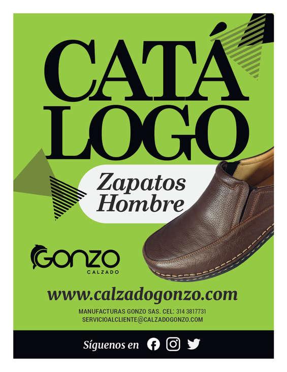 Ofertas de Gonzo Calzado, CATÁLOGO HOMBRE