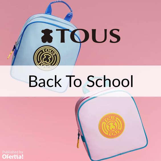 Ofertas de Tous, Back To School