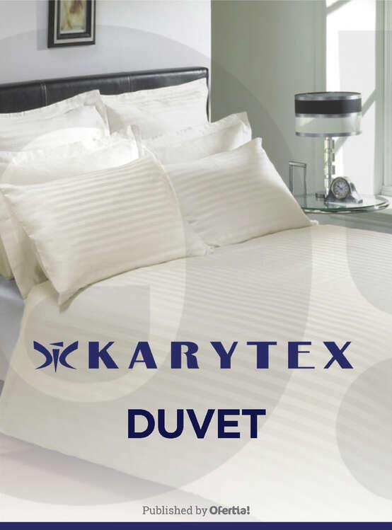 Ofertas de Karytex, Duvet