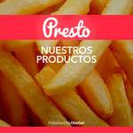 Ofertas de Presto, Presto productos