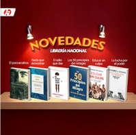 Novedades Libreria