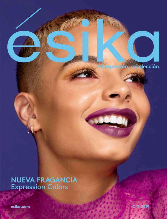 Ofertas de Ésika, Expression Colors