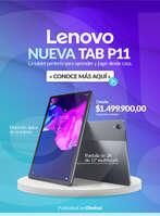 Ofertas de Lenovo, Lenovo Tab P11