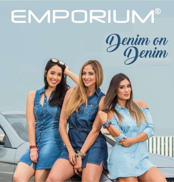 Ofertas de Emporium Jeans, Denim on Denim