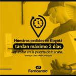 Ofertas de Ferricentro, Ferricentro Entregas