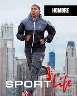 Ofertas de Sport Life, Colección Hombre