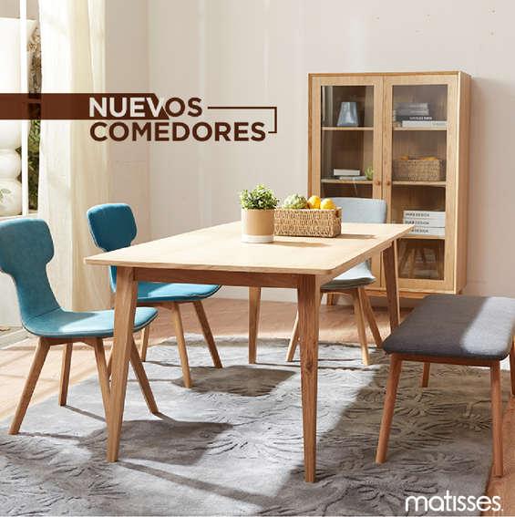 Matisses ofertas promociones y cat logos online ofertia for Ofertas de comedores