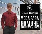 Ofertas de Louis Barton, Moda para hombre