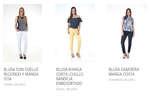 Ofertas de VO5, Catálogo - Ropa para mujer