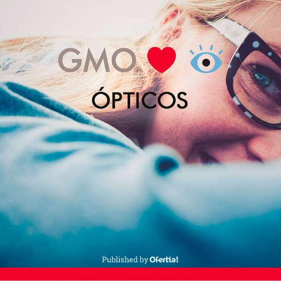 Ofertas de Óptica GMO, GMO ópticas