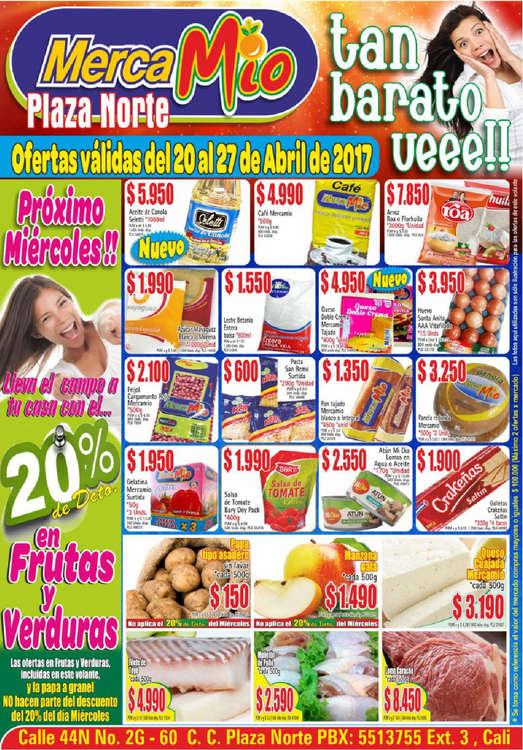 Ofertas de MercaMío, Tan barato veee!! - Plaza Norte