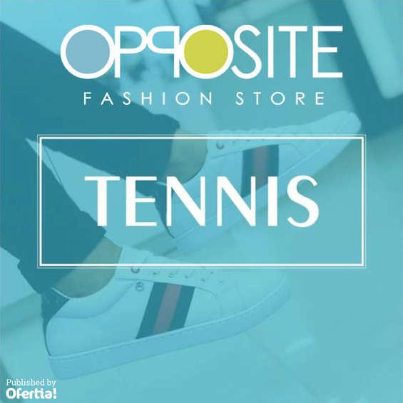Ofertas de Opposite, Tennis