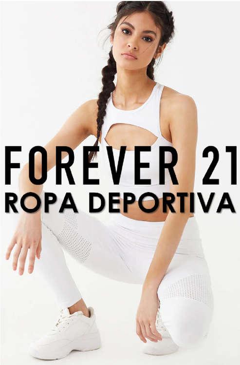Ofertas de Forever 21, Ropa Deportiva