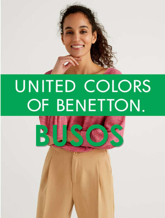 Ofertas de United Colors Of Benetton, Busos