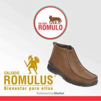 Calzado Rómulo romulus