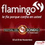 Ofertas de Flamingo, Festival del Sonido