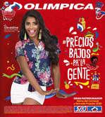 Ofertas de Super Almacenes Olímpica, Catálogo Ofertas Carnaval Olímpica 2020