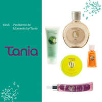Productos de belleza Moments by Tania