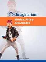 Ofertas de Imaginarium, Imaginarium musica,arte y actividades