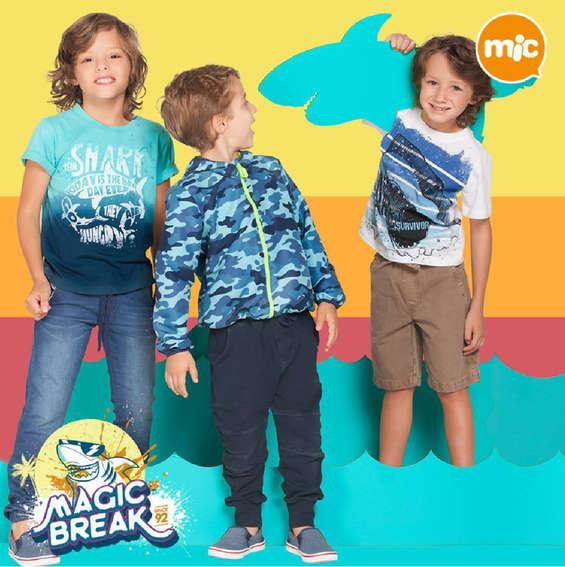 Ofertas de Mic Kids, Nueva Colección - Magic Break