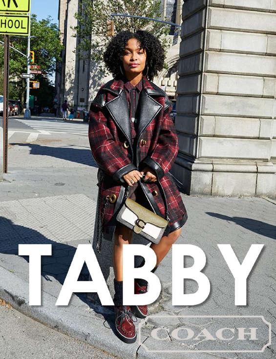 Ofertas de Coach, Tabby