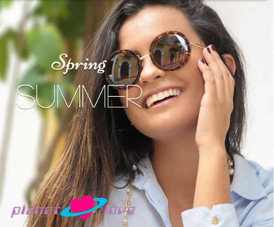Ofertas de Planet Love, Colección Spring Summer