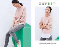 Busos y suéters tejidos