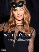 Ofertas de Women'Secret, Colección Sexy Halloween