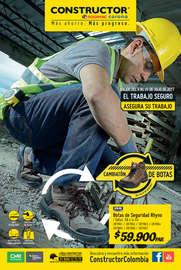 El trabajo seguro asegura su trabajo - Neiva