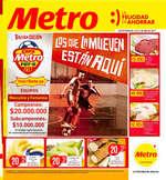 Ofertas de Metro, Metro, la felicidad de ahorrar