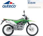 Ofertas de Auteco, KLX 150