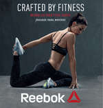 Ofertas de Reebok, Crafted by Fitness