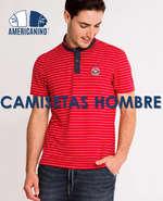 Ofertas de Americanino, Camisetas Hombre