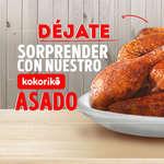 Ofertas de Kokoriko, Asado