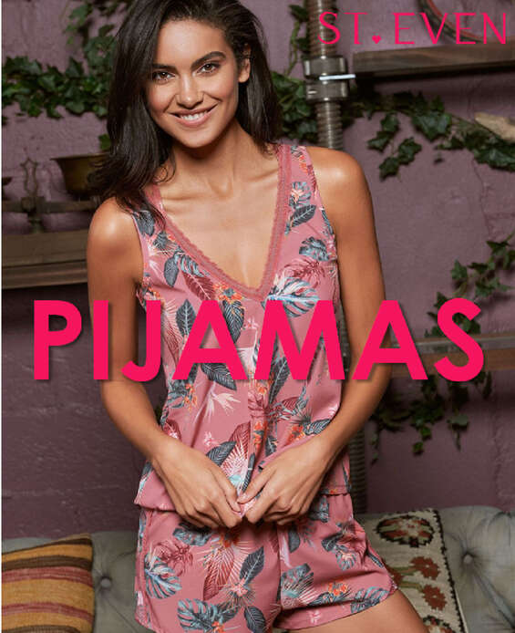 Ofertas de St. Even, Pijamas