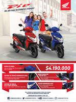 Ofertas de Honda Autos, Honda Dio - Me dio más facilidad al manejar