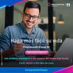 Ofertas de Banco Caja Social, Paga tus servicios públcios