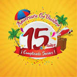 Ofertas de On Vacation, Aniversario On Vacation