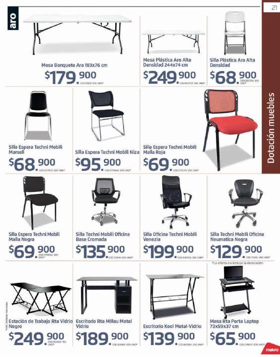 Comprar Sillas de oficina en Villavicencio - Tiendas y promociones ...