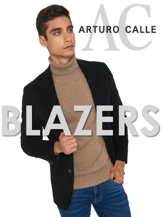 Ofertas de Arturo Calle, Blazers