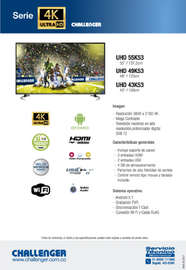 Catálogo Televisores LED 2017